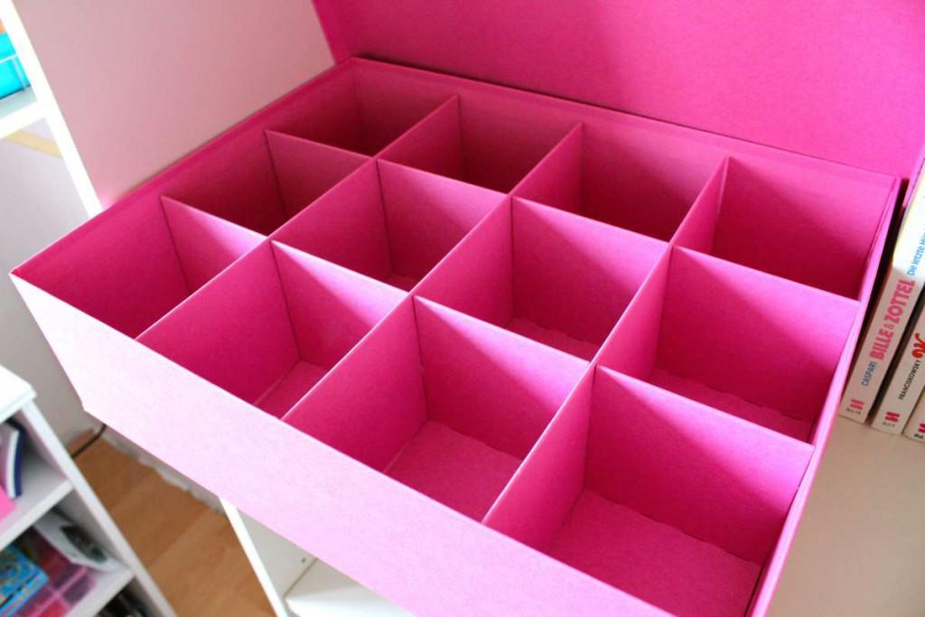 Schachtel pink