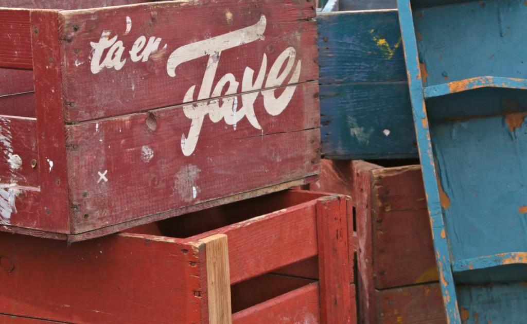 Faxe Kisten Flohmarkt